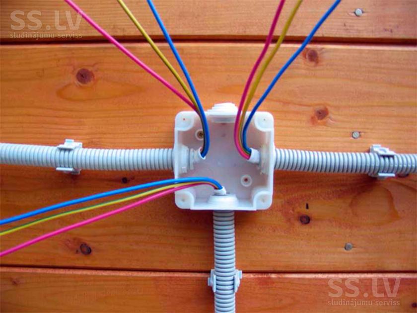 Простая электрика