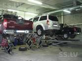 Rezerves daļas,  Toyota Land Cruiser, cena 80 €, Foto