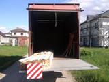 Kravu un pasažieru pārvadājumi Būvmateriāli un konstrukcijas, cena 0.15 €, Foto