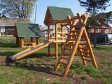 Būvdarbi,  Būvdarbi, projekti Bērnu laukumi, Foto