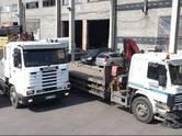 Kravu un pasažieru pārvadājumi Būvmateriāli un konstrukcijas, cena 0.70 €, Foto
