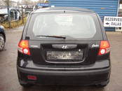 Rezerves daļas,  Hyundai Getz, Foto