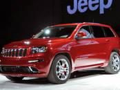 Jeep Grand Cherokee, Foto