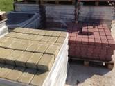 Būvmateriāli,  Ķieģelis, akmens, kaltais akmens Kaltais akmens, cena 4.40 €/m2, Foto