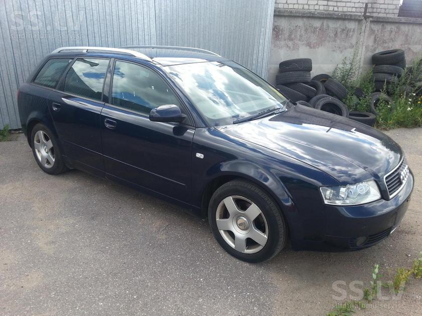 Audi a4 2000 запчасти