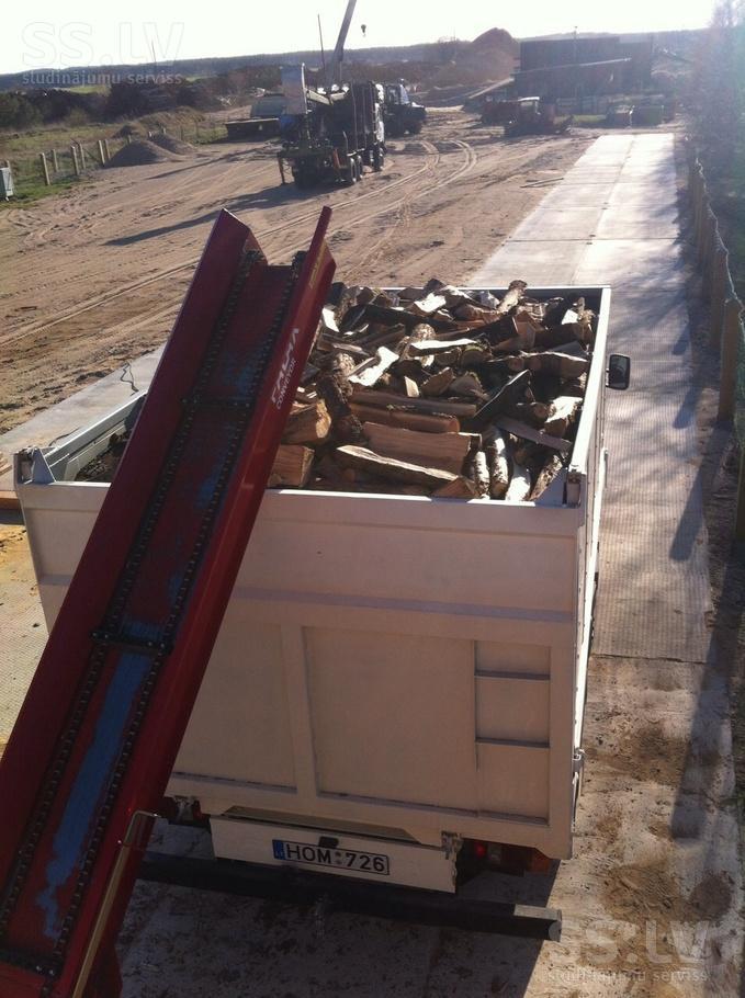 Купите дрова в Тюмени Березовые осиновые с доставкой