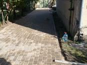 Строительные работы,  Строительные работы, проекты Укладка дорожной плитки, цена 3.50 €/м2, Фото