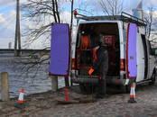 Saimniecības darbi Notekūdeņu un kanalizācijas atsūknēšana, cena 60 €, Foto