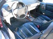 Rezerves daļas,  Mercedes SL-klase, Foto