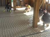 Строительные работы,  Отделочные, внутренние работы Наливные полы, цена 3.50 €/м2, Фото