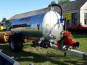 Lauksaimniecības tehnika,  Bunkuri, cisterni, elivatori Cisternas, mucas, cena 8 200 €, Foto
