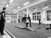 Kursi, izglītība,  Sporta apmācība Aerobika, Foto
