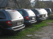 Запчасти и аксессуары,  Chrysler Voyager, Фото