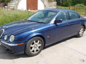 Rezerves daļas,  Jaguar S-Type, Foto