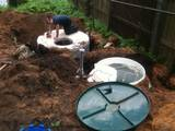 Būvmateriāli Kanalizācijas grodi, caurules, notekas, cena 1 260 €, Foto