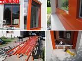 Būvmateriāli Logi, stikla paketes, cena 45 €, Foto