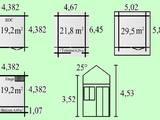 Строительные работы,  Строительные работы, проекты Дачи и летние дома, цена 6 900 €, Фото
