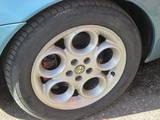 Rezerves daļas,  Alfa Romeo 156, Foto
