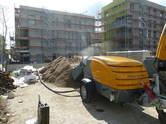 Būvdarbi,  Apdare, iekšdarbi Uzlejamās grīdas, cena 3.80 €, Foto