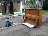 Перевозка грузов и людей Доставка хрупких и деликатных грузов, цена 0.15 €, Фото