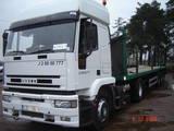 Перевозка грузов и людей Крупногабаритные грузоперевозки, цена 0.86 €, Фото