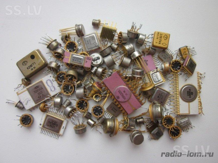 какие импортные радиодетали принимают фото самозажимными контактами