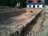 Строительные работы,  Строительные работы, проекты Канализация, водопровод, цена 17 €/час, Фото