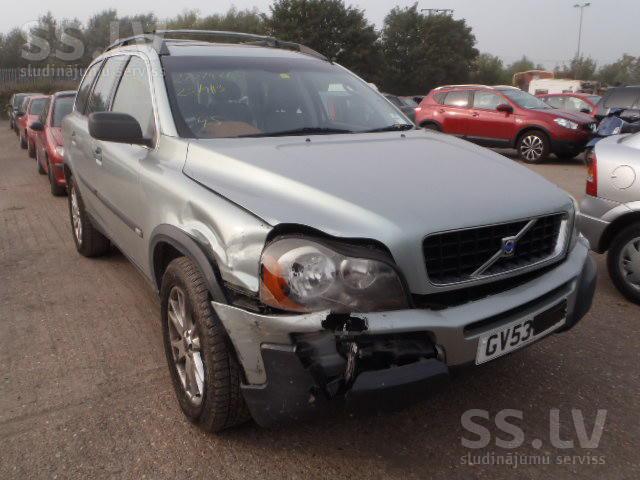 Volvo xc90 запчасти ремонт