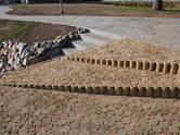 Строительные работы,  Строительные работы, проекты Укладка дорожной плитки, цена 8 €, Фото