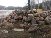 Būvmateriāli,  Ķieģelis, akmens, kaltais akmens Akmens, dekoratīvs, cena 30 €, Foto