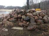 Būvmateriāli,  Ķieģelis, akmens, kaltais akmens Akmens, lauka, cena 30 €, Foto