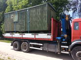 Перевозка грузов и людей Сыпучие грузы, цена 0.85 €, Фото