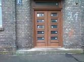 Būvmateriāli Durvis, durvju mezgli, Foto