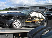 Spare parts and accessories,  Mercedes C-class, Photo