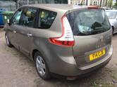 Spare parts and accessories,  Renault Grand Scenic, Photo