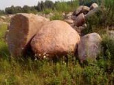 Стройматериалы,  Кирпич, камень, брусчатка Гранит, цена 45 €, Фото