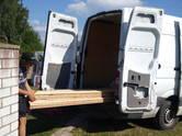 Kravu un pasažieru pārvadājumi Būvmateriāli un konstrukcijas, cena 0.35 €, Foto