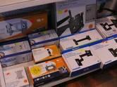 Телевизоры Кронштейны, крепления, цена 16 €, Фото