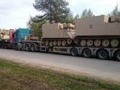 Перевозка грузов и людей Перевозка и погрузка леса, цена 1.15 €, Фото