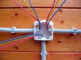 Būvdarbi,  Apdare, iekšdarbi Elektriskā instalācija, cena 7 €, Foto