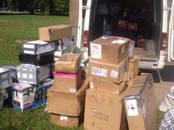 Перевозка грузов и людей Бытовая техника, вещи, цена 2 €, Фото