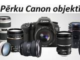 Foto un optika Objektīvi, Foto