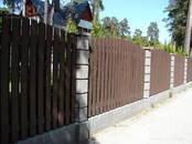 Стройматериалы Заборы, ограды, цена 26.62 €, Фото