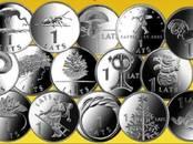 Коллекционирование,  Монеты, купюры Монеты Современной Латвии, Фото