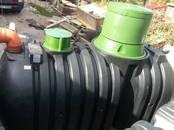 Būvmateriāli Kanalizācijas grodi, caurules, notekas, cena 1 100 €, Foto