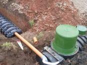 Стройматериалы Кольца канализации, трубы, стоки, цена 1 100 €, Фото