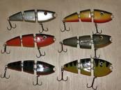 Medības, zveja,  Makšķeres un piederumi Mānekļi, ēsmas, cena 9 €, Foto