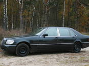 Rezerves daļas,  Mercedes S-klase, cena 1 500 €, Foto