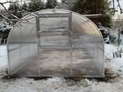 Dārza tehnika Siltumnīcas, cena 460 €, Foto