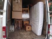 Перевозка грузов и людей Бытовая техника, вещи, цена 0.20 €, Фото